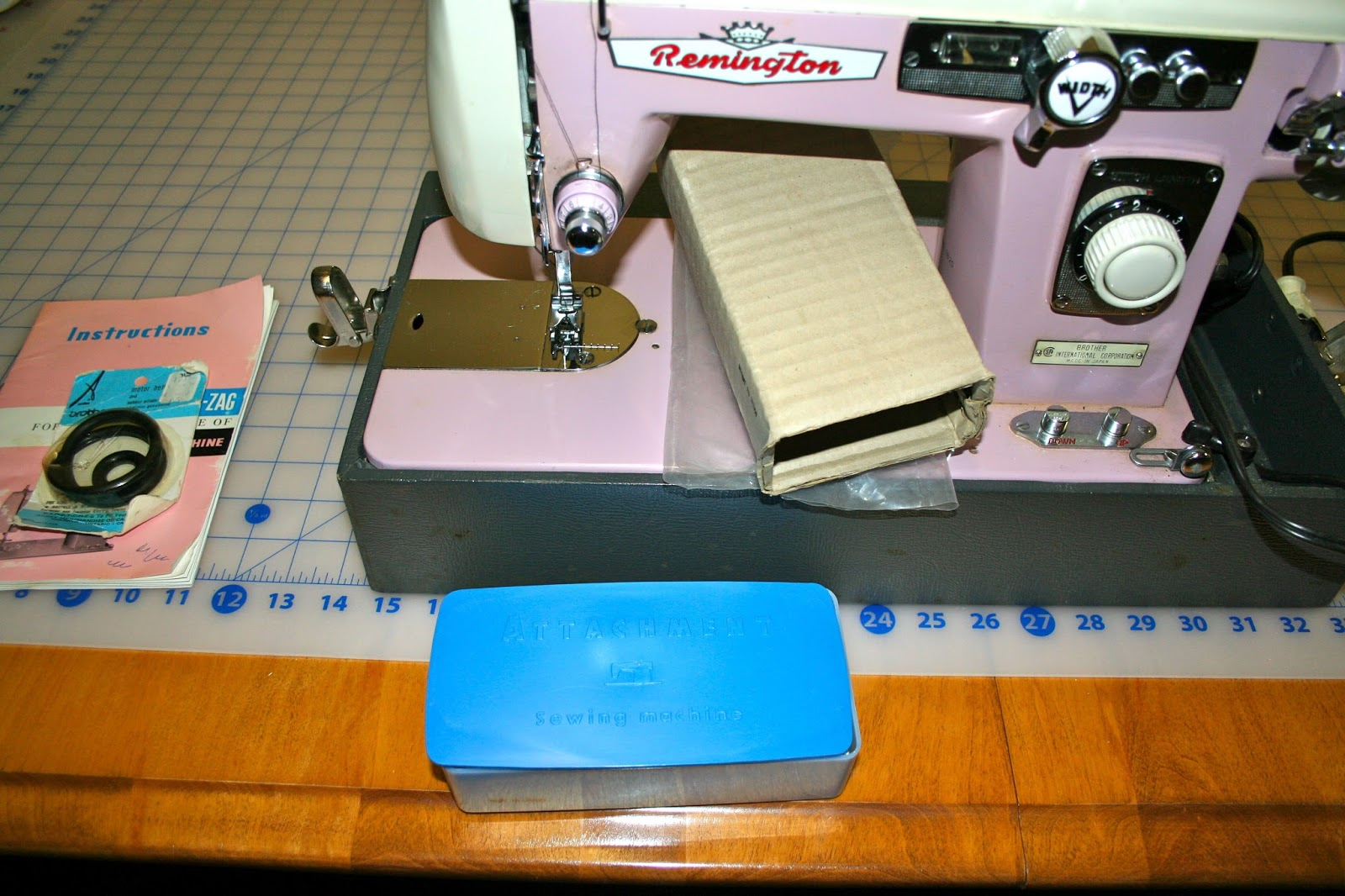 remington sewing machine value