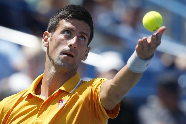 ATP Cincinnati - Djokovic