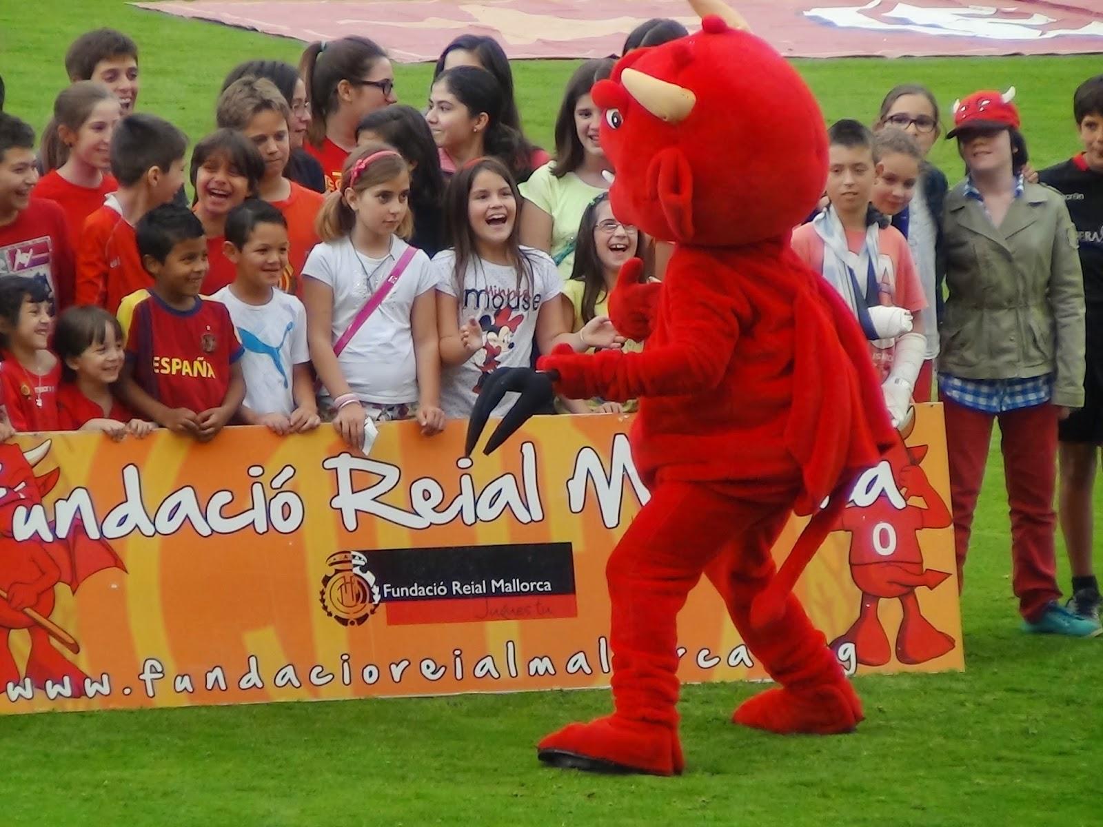 Mascota del Mallorca