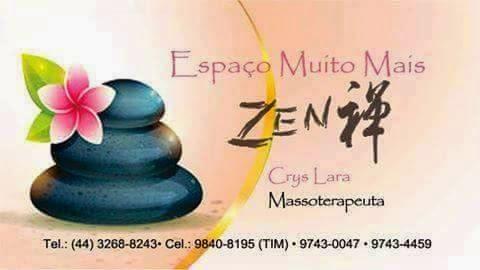espaço muito mais Zen
