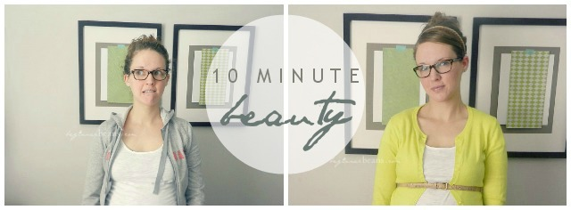 10-Minute Beauty Routine