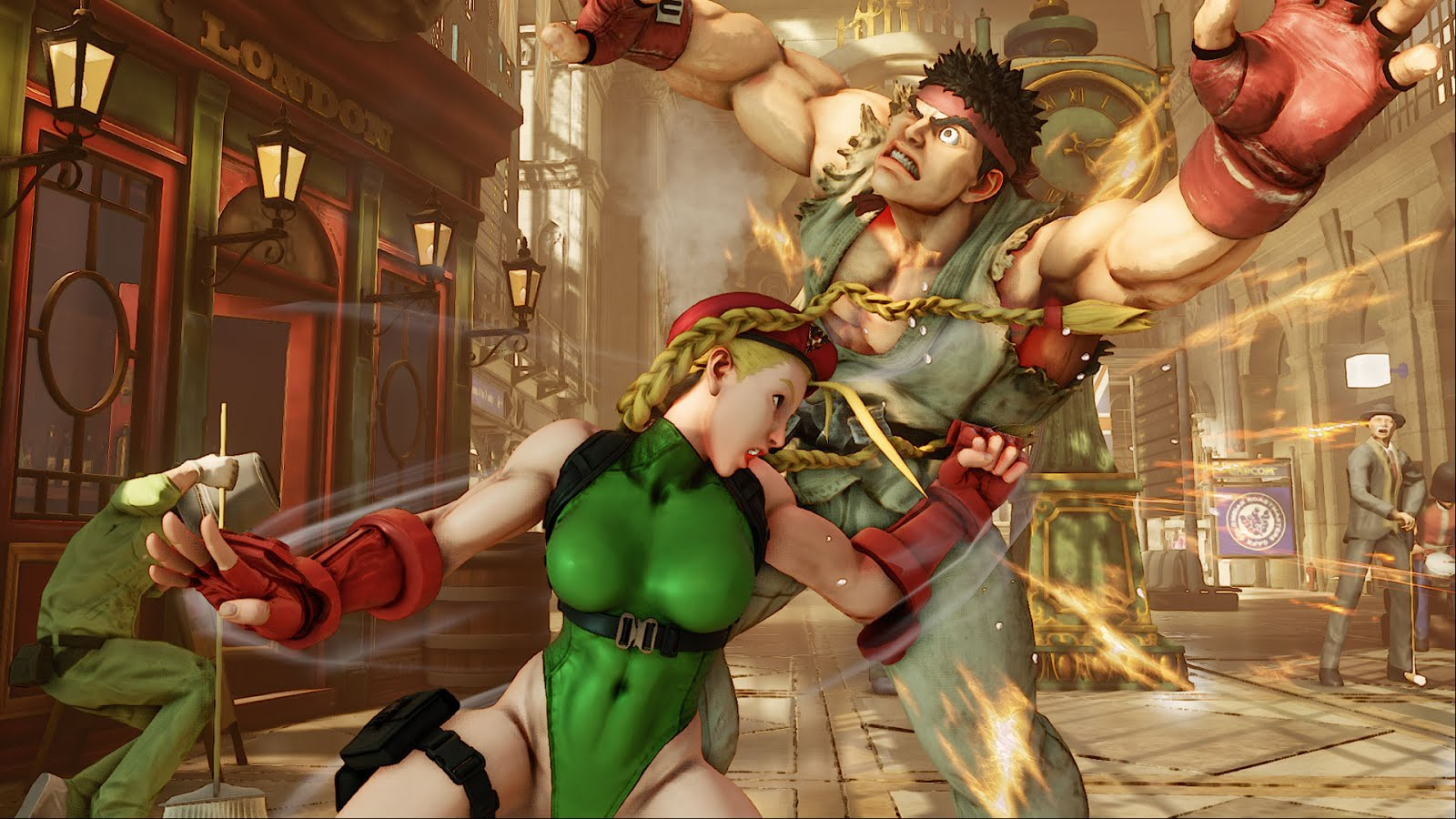 Cammy street fighter hets fuck porn pictures