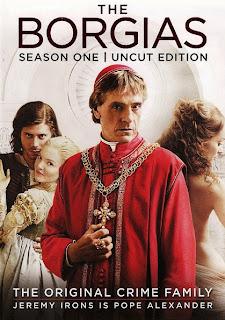 The Borgias Season 1 (Serie de TV) [2011] [NTSC/DVDR] Ingles, Español Latino