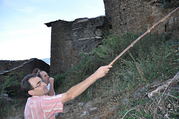 L'amic Josep Maria Julià de cal Llehïr