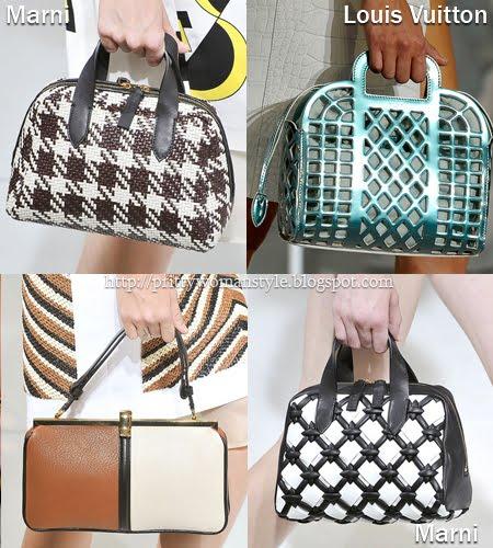 Малки чанти с къси дръжки Пролет/Лято 2012