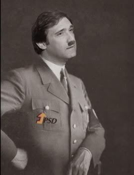 Ricardo Araújo Pereira compara Hitler a Passos Coelho