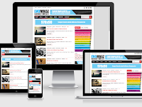Evo Magz, Responsive Magazine Blogger Template