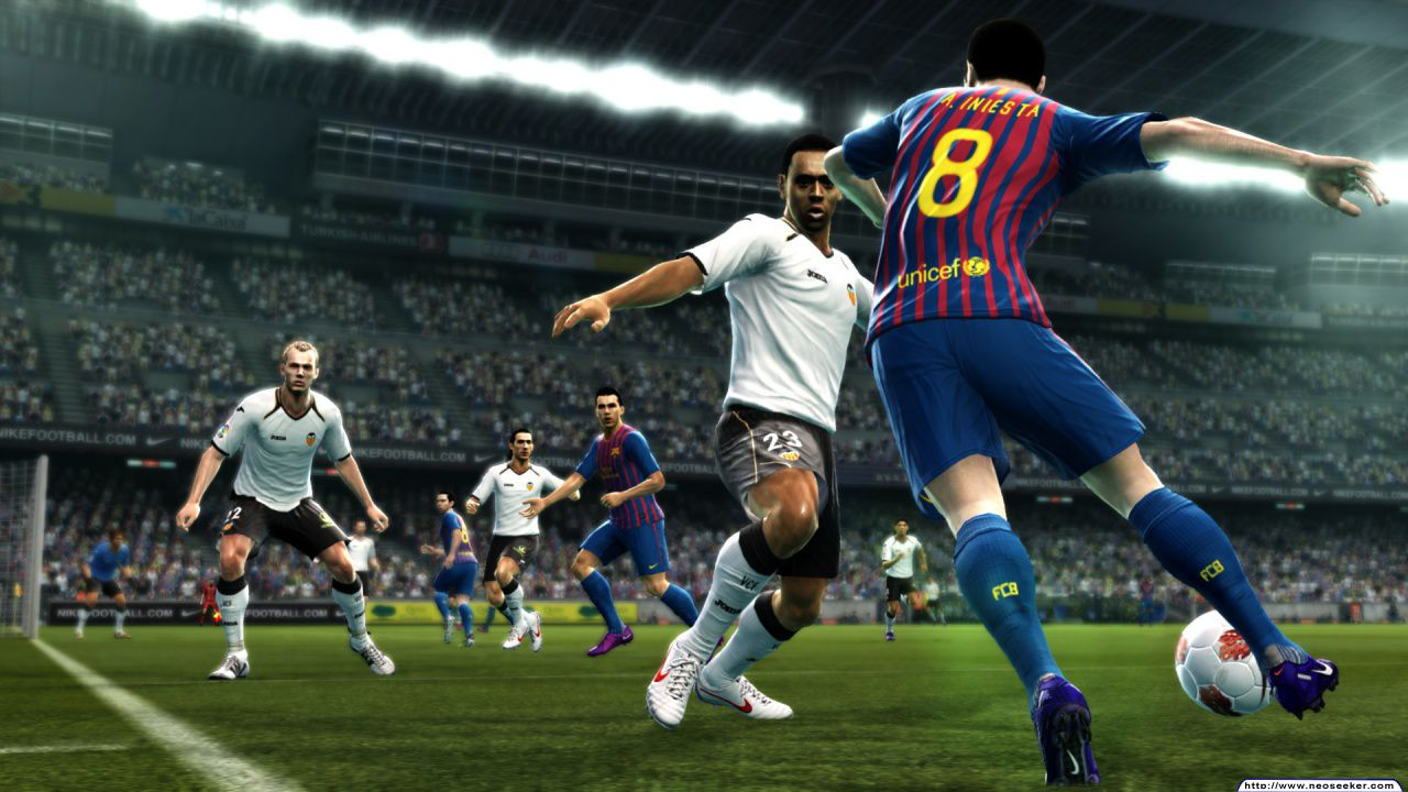 Pro Evolution Soccer 2013 Complete PC Game Download Here