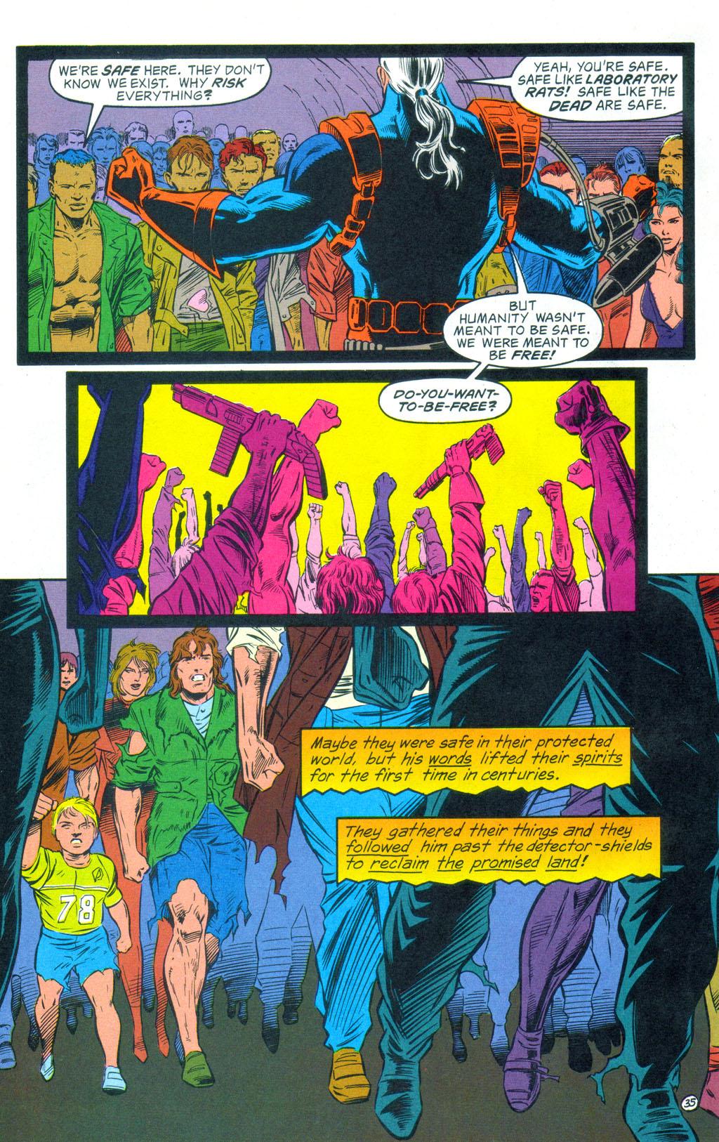 Deathstroke (1991) Annual 3 #3 - English 36