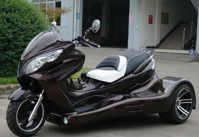 Avigna Motor Sports 3W Trike