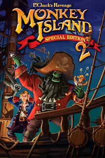 The Secret of Monkey Island 2 for the iPhone iPod Touch and iPad