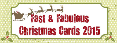 Get 14 Fast and Fabulous Christmas Card Ideas complete with full instructions delivered direct to your email inbox