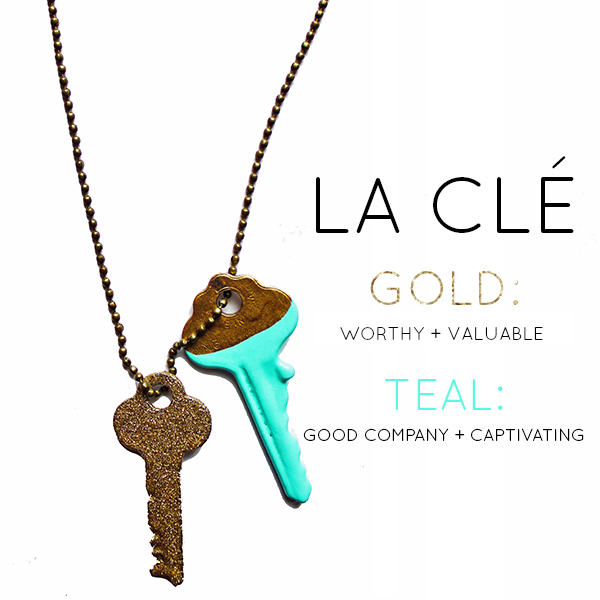 La Cle Necklaces