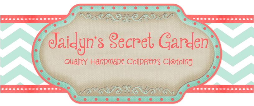 Jaidyn's Secret Garden