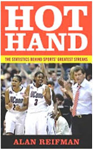 """Hot Hand"" the book is here!"