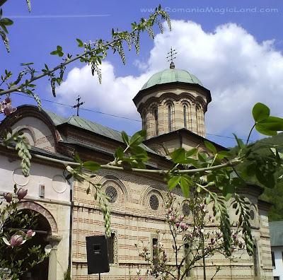 Cozia Monastery, Valcea County, Oltenia