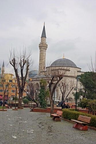 Firuz Aga Mosque, Sultanahmet Square  A1 Pictures