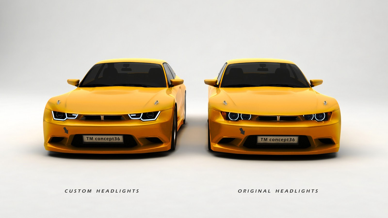 Jeep Concept 2016 >> TMcars Strikes Again With 'Modernized' BMW E36 3-Series Costume - carscoops.com