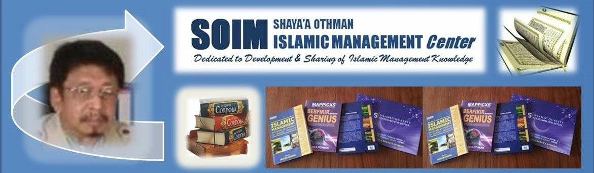 islamic management and conventional management Study on leadership pattern in management regarding its islamic and conventional viewpoint which will help to ensure quality leadership resulting better organization relations in bangladesh and the entire world.