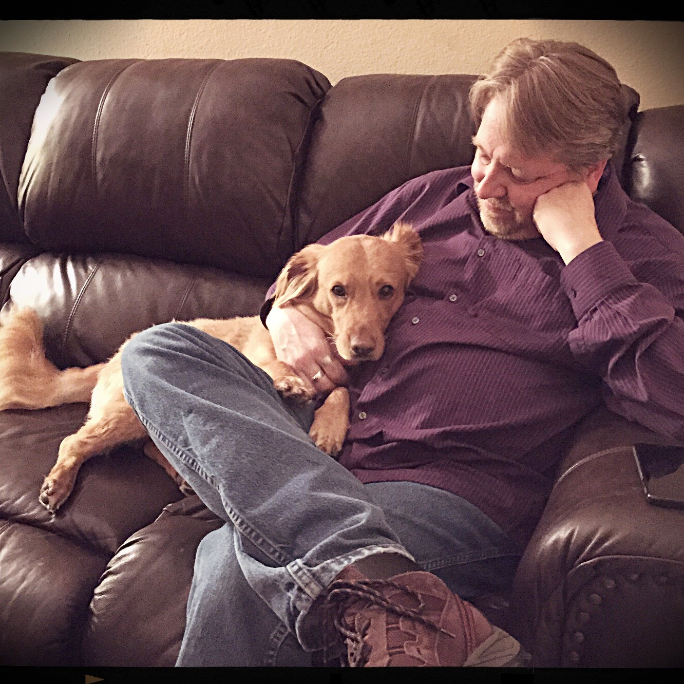 Man and best friend