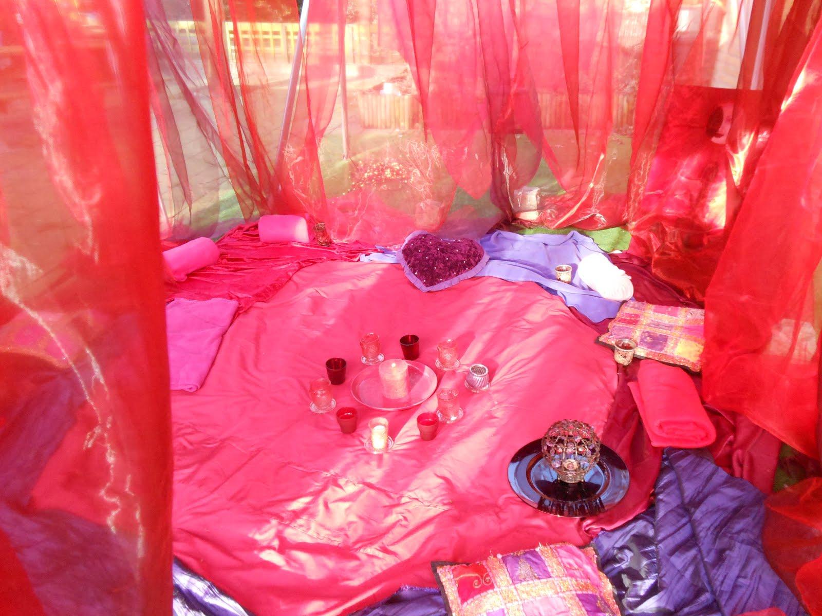 Onze Rode Tent