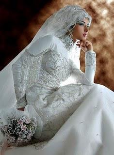 model gaun pengantin terbaru