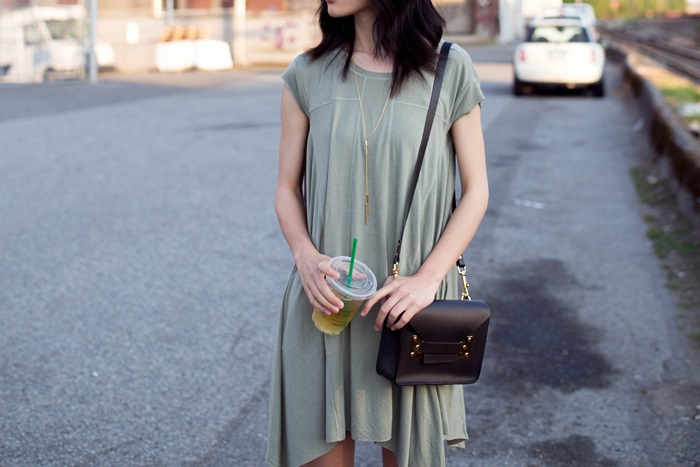 von vogue vancouver fashion blog urban outfitters dress