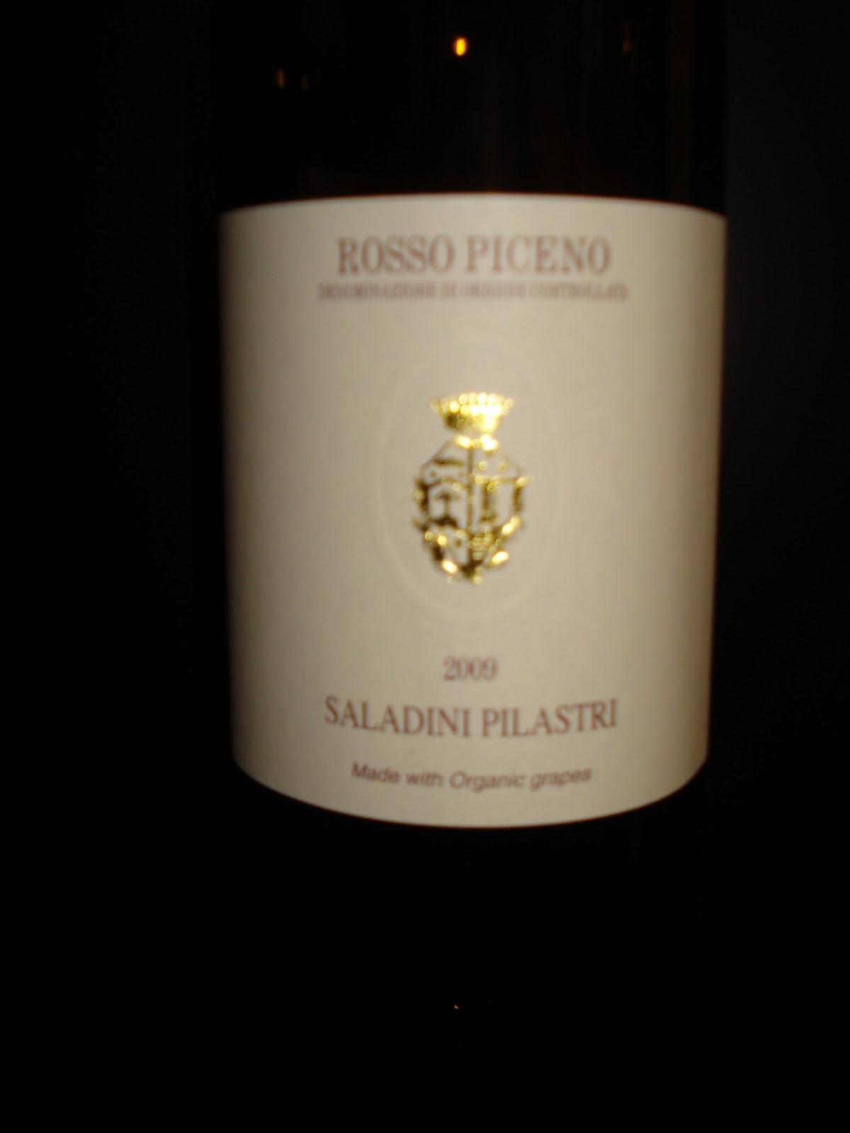 Rosso Piceno 2009