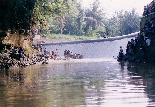 Dam Bagong Trenggalek