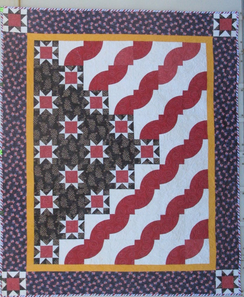 Quilt Patterns For Quilts Of Valor : Life is like a patchwork quilt: Quilt Of Valor--pattern by ...