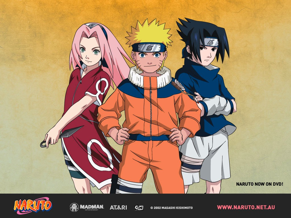 Naruto HD & Widescreen Wallpaper 0.73058559004616