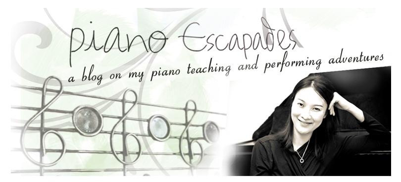 Piano Escapades
