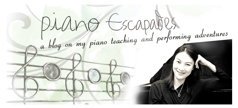 Piano Escapades