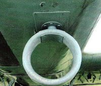Антенна радиокомпаса Пе-2