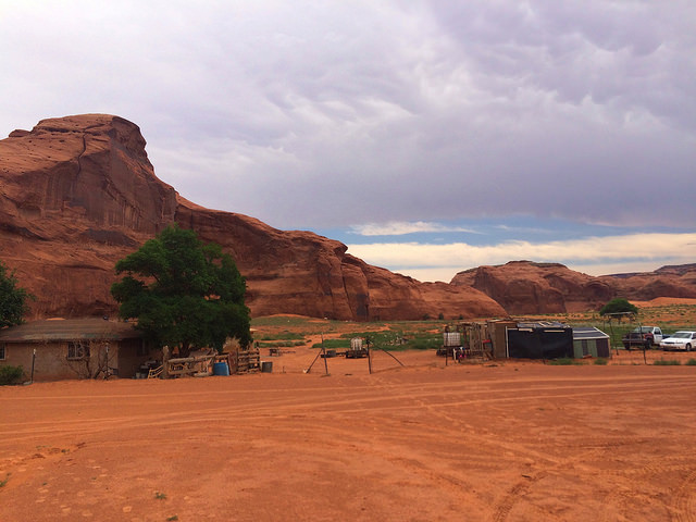 Navajo Nation Tribal area