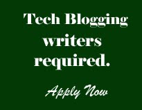 Tech blogger required