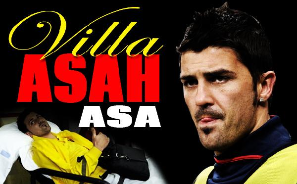 David Villa wallpaper 2012