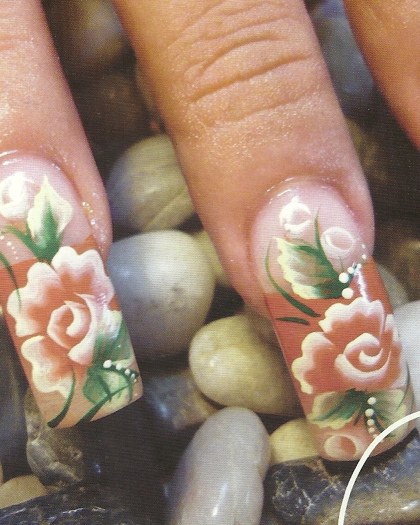 Belleza x Siempre: Uñas acrílicas decoradas