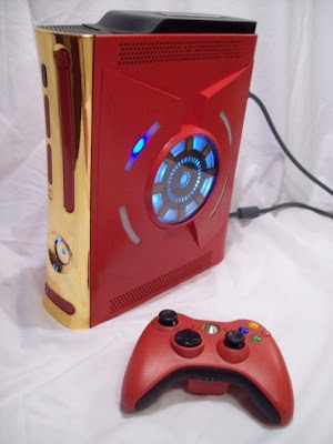 Creative and Unusual Xbox 360 Casemod Designs (18) 15