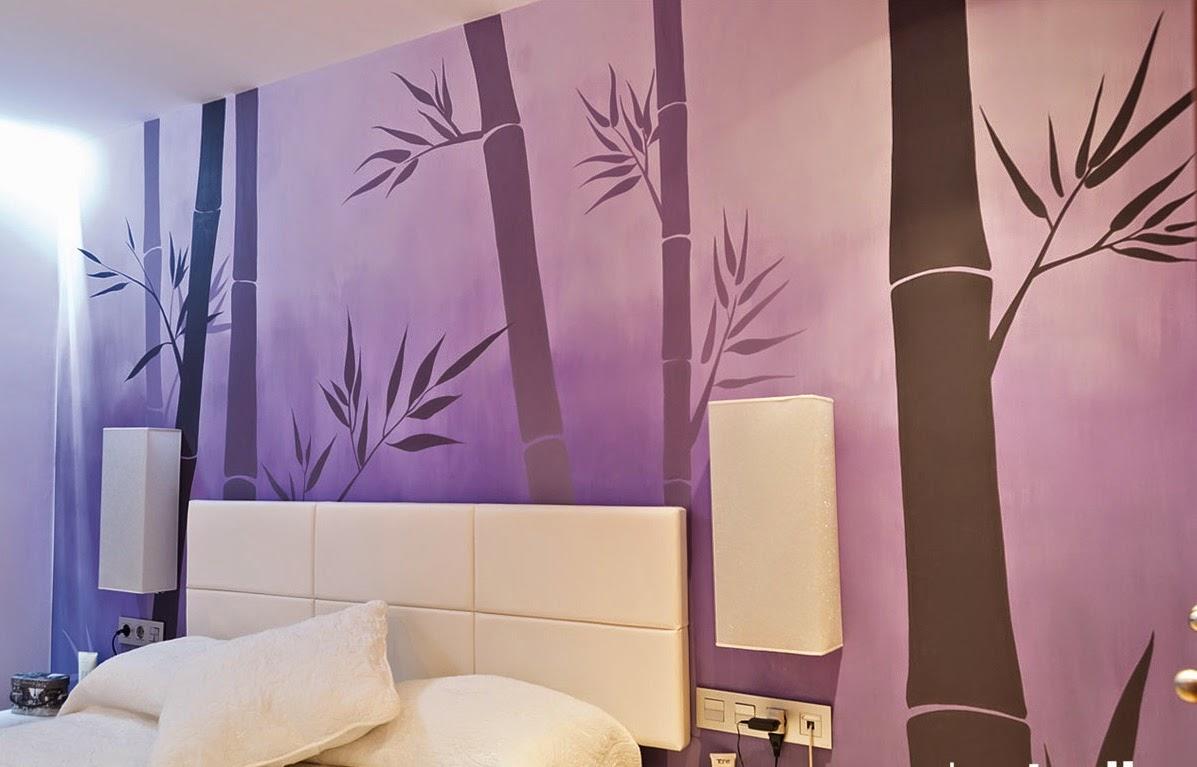 Pintura Habitacion Matrimonio Pintura Finalizada En Habitacin De