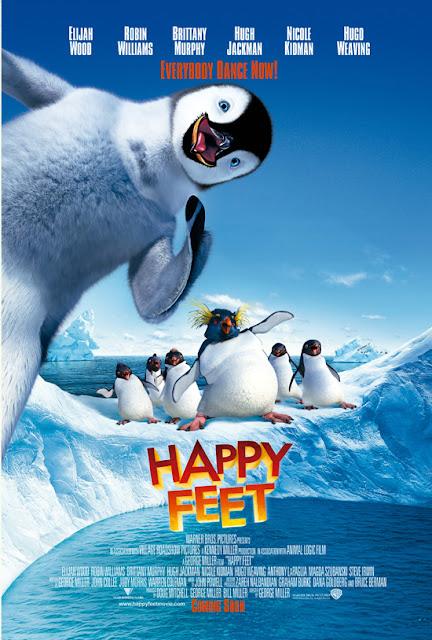 ดูหนังออนไลน์ HD ฟรี - Happy feet (2006) เพนกวินกลมปุ๊ก ลุกขึ้นมาเต้น ภาค 1 DVD Bluray Master [พากย์ไทย]