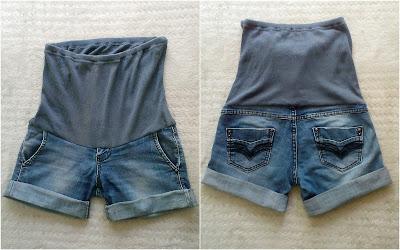 jak przerobić spodnie ciążowe
