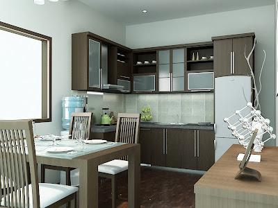 foto interior dapur