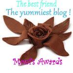 Приятелска награда
