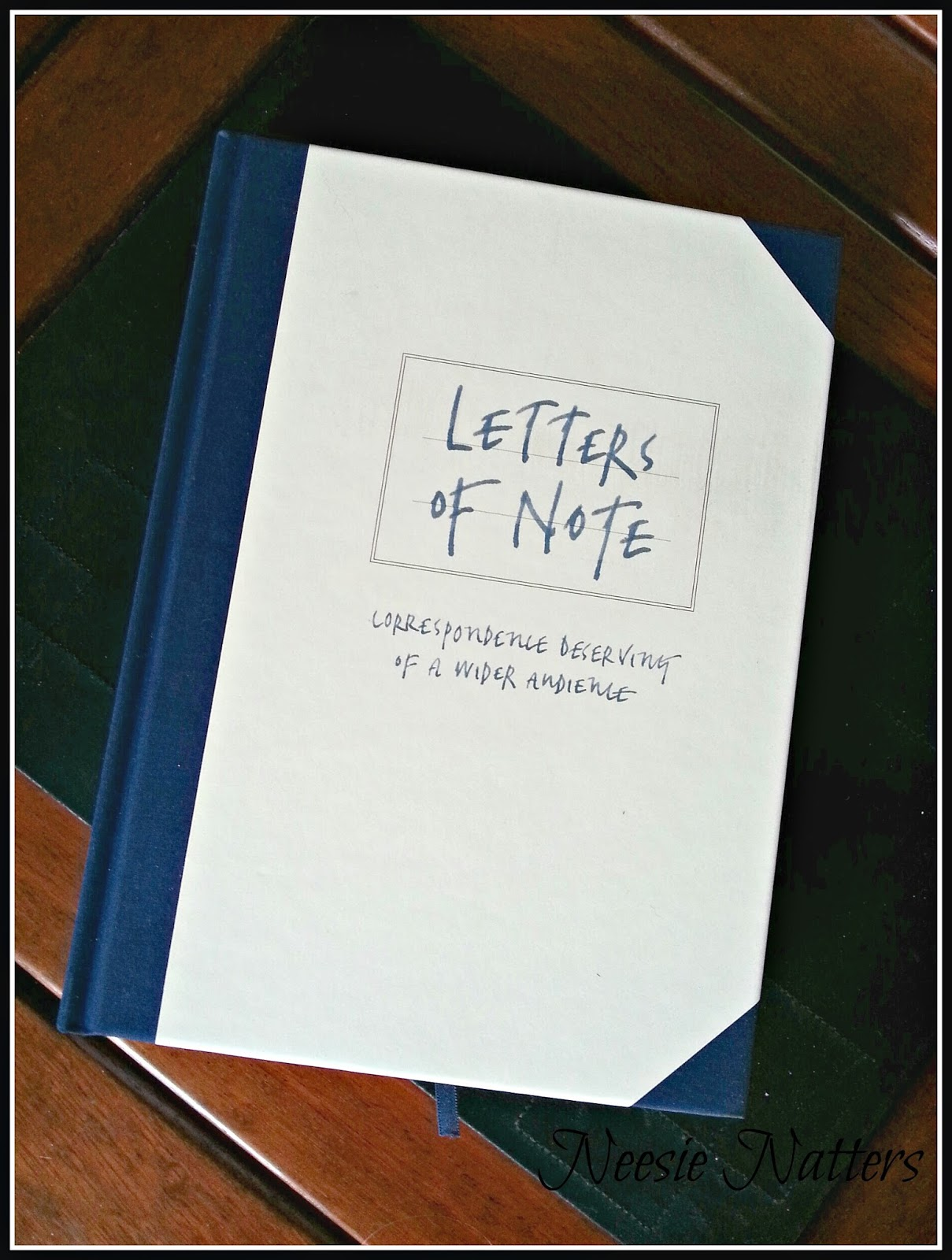 letters of note book