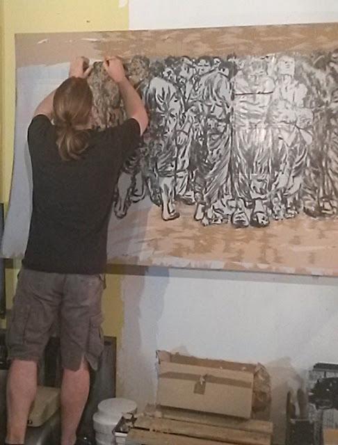 Kollwitz atelier kollwitzkeller