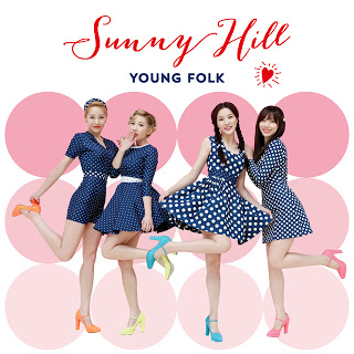 Sunny Hill (써니힐) - Young Folk [3rd Mini Album]
