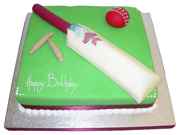 Cricket Birthday Cake Images : Themed Cakes, Birthday Cakes, Wedding Cakes: Cricket ...