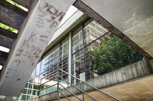 Baustelle Neubau Schiller-Bibliothek, Müllerstraße 147, 13353 Berlin, 23.04.2014