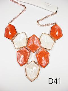kalung aksesoris wanita d41